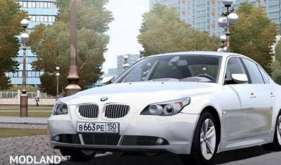 BMW E60 525i [1.5.0], 1 photo